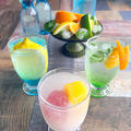 Cocktail 大人縁日ラムラムネ