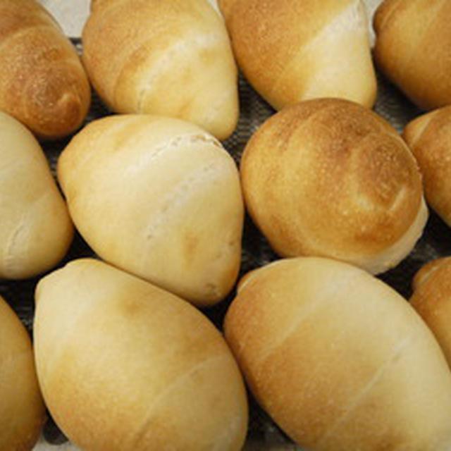 めーぷるロールパン♪