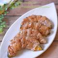 【甘辛旨い!カボチャの豚バラ巻き】甘辛酢で後味さっぱり☆お弁当にも!