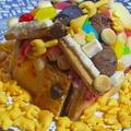 食べて美味しい夢のお菓子の家♪