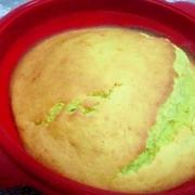簡単♪レンチンですりおろしりんごのパウンドケーキ