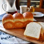 パウンド型でミニ山型食パン(詳しい工程写真あり)