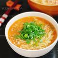 さっぱりピリ辛!ひき肉あんかけラーメン! 〜おうちで楽しめる中華麺レシピ5選〜