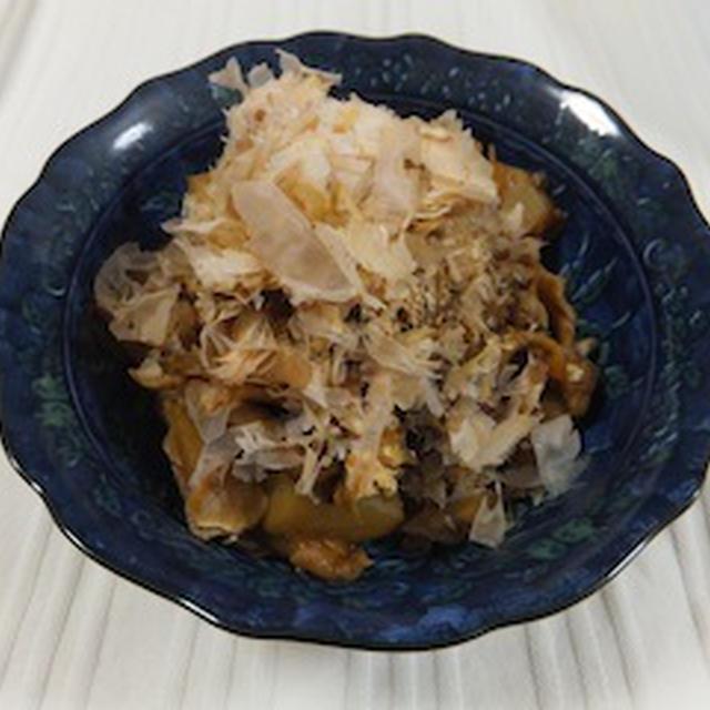 かぶと舞茸の副菜