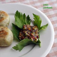 【レシピ】ビーンズスプラウトとチアシードの食べるドレッシング