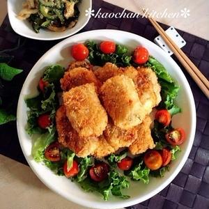 節約できてボリューム満点!「肉巻き豆腐」の大満足アイデア5選