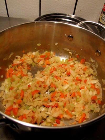 ブロッコリーとジャガイモのスープ/連れ合いの老い