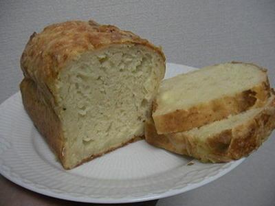クイック・チーズブレッド。