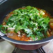 インドな麻婆豆腐