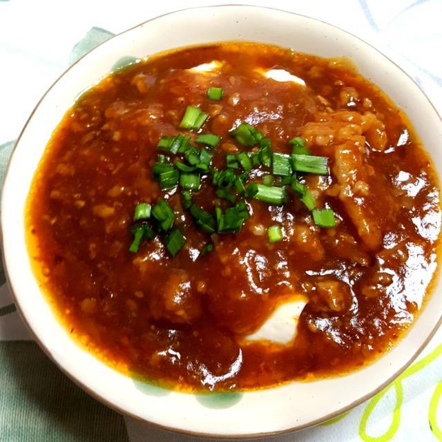 まるごと麻婆豆腐