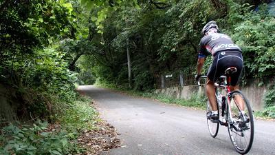 ロードバイクで行く激坂 2分で登る超級峠の塩尾寺(えんぺいじ)!