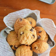 5月23日は チョコチップの日!簡単♪チョコチップクッキー5選