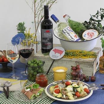 ポルトガルワインと魚介料理&肉料理を楽しもう♪イベント