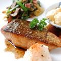 鮭のバターポン酢照り焼きおろし添えのワンプレート by エリオットゆかりさん