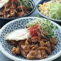 【レシピ】鶏肉のルーローハン風さっぱり旨味どんぶり