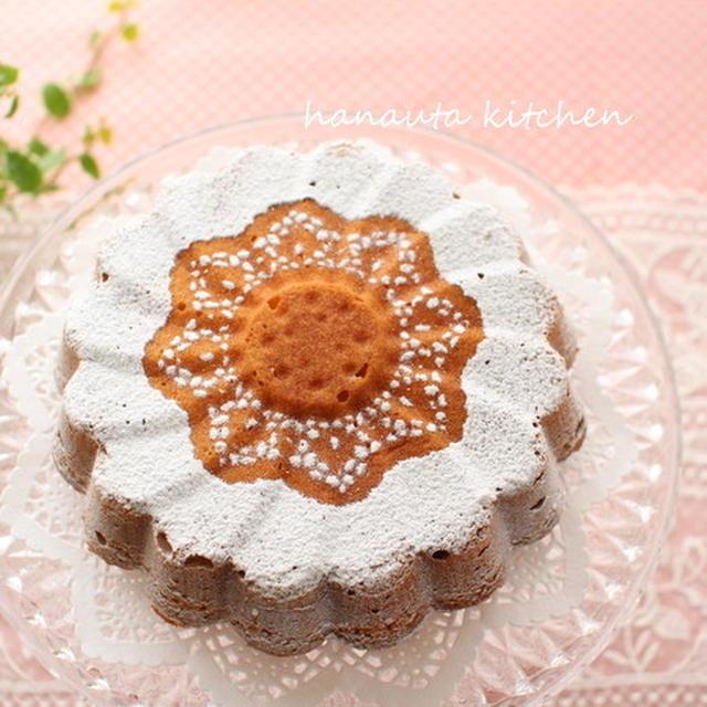 マーガレットレモンケーキ