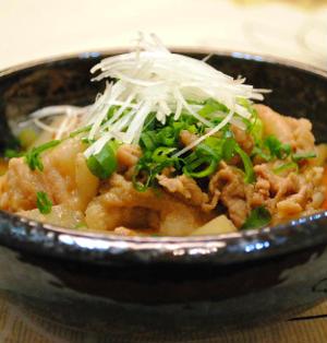 大根の ピリ辛 味噌バター 炒め煮 ☆