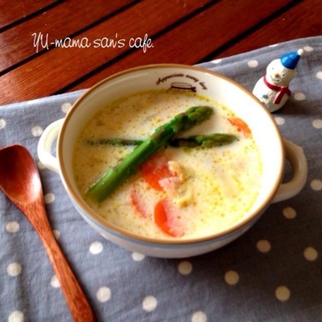 簡単♪ツナと白菜のクリームスープ♡〜訂正あり〜