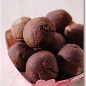 ココアボールクッキー