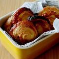 冷凍パイシートで簡単・・ほんのりマンゴーパイ♪
