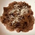 母親の介護食・嚥下食にココアワッフル粥を作って一緒に食べてみました