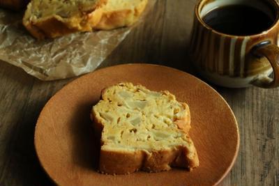 砂糖・バター不使用 にんじんとりんごのケーキ