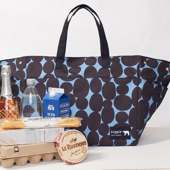 ※長文です 初めてコラボ商品というものを作らせて頂きました。大容量の保冷バッグです。