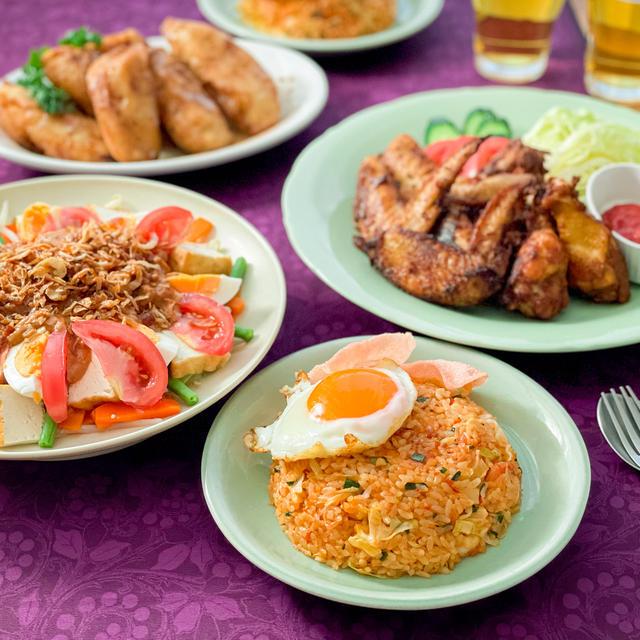 """6月のヤミーズクッキングスタジオは""""インドネシア料理"""" #料理教室 #オンライン料理教室"""