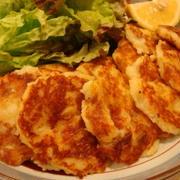鮭ポテト焼き