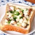 【授かるベーシックレシピ】包丁いらず! サバ味噌トースト