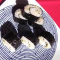 明太チーズロール寿司 by さちくっかりーさん