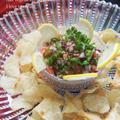 スパイス大使レシピ★ハウスでささっと混ぜるだけの美味しい魚介サラダ