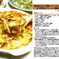 焼き肉のたれでシャキシャキもやしと彩り野菜のクリーミー厚揚げグラタン -Recipe No.1060-