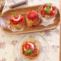 トマトジュレのイタリアンなスイーツお寿司♡