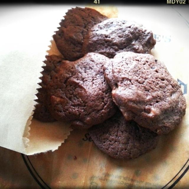 感謝感激(///ω///)♪嬉しすぎてえつこさんレシピのお薦めクッキー焼いちゃいました♡