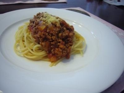 スパゲッティボロネーズ