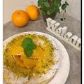 オレンジケーキ・カラフルトマトのピクルスとダイソーグッズでキッチンの片づけ~♪