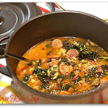 Jambalaya Kale Soup