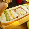 食パン・シュープリーズのパンのくり抜き方《山型食パン・角食パンどちらでも》