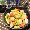野菜とメカジキのぎゅうぎゅう焼き