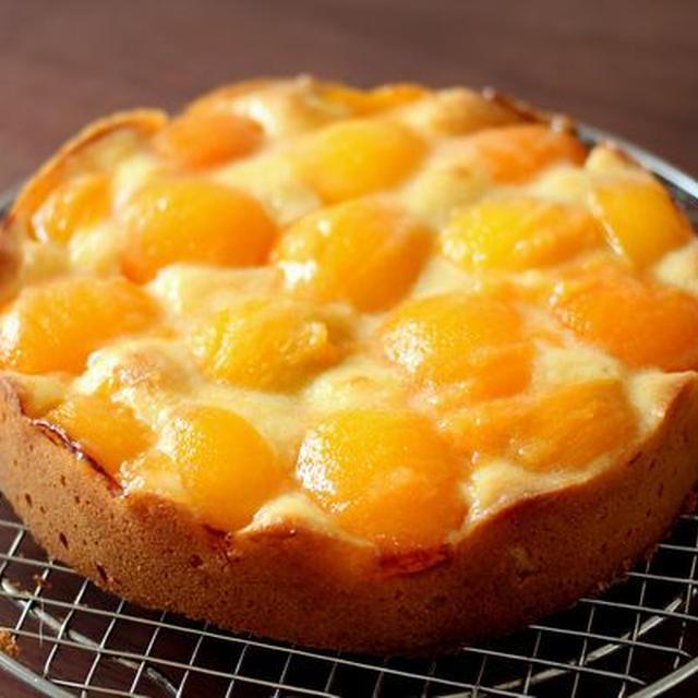 夏ケーキ*リキュールとレモンでスッキリ大人スイーツ