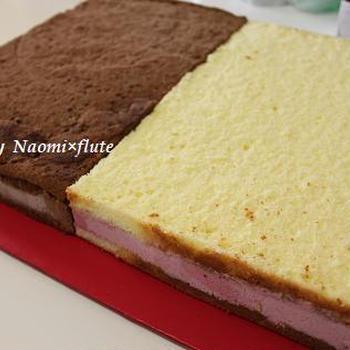 ドーラとディエゴのバースデーケーキ