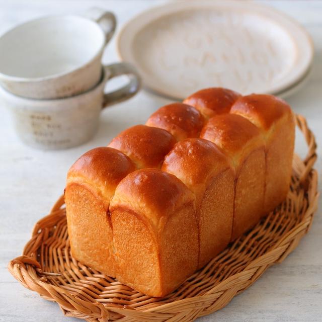 はちみつミルク食パン