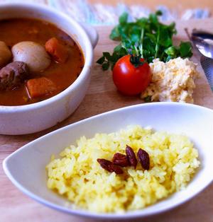 ターメリックライス & マツコの知らない世界で紹介していたスープカレー
