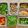 週末まとめて作り置き・常備菜レポート(2017/6/24)