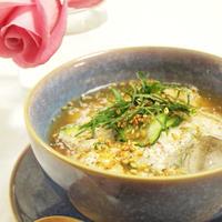 冷製ヨギー・ソイビーンスープ