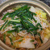 減塩できる簡単中華風ピリ辛鍋