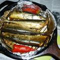汐秋刀魚の燻製2 by Aranjuezさん