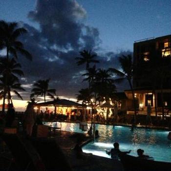ハワイでガーリックシュリンプ食べ比べ
