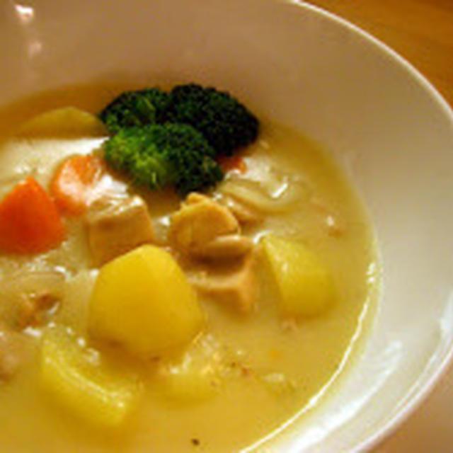 Cream Stew(クリームシチュー)